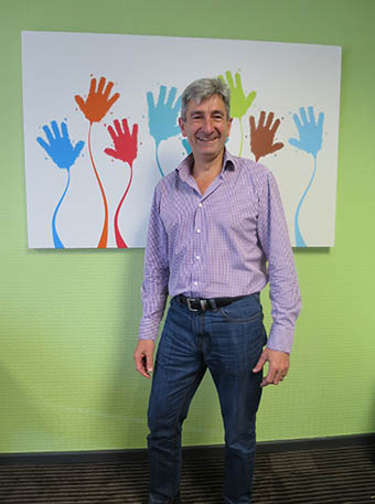 Dr Steve Carter. Cape Town Orthopaedic Hand Surgeon